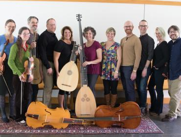 Pegasus Early Music presents: Nevertheless, She Persisted
