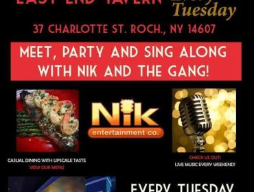Nik Karaoke & Networking