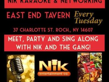 Nik Karaoke and Networking