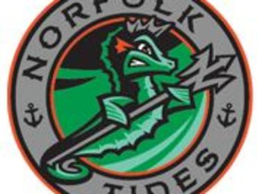 Red Wings vs Norfolk Tides