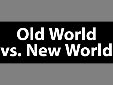 Wine Education Seminars with Holly-Old World versus New World
