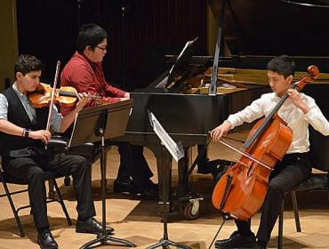 Presberg Ensembles Concert