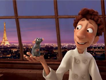 Eastman Museum Council presents  Movie on the Lawn: Ratatouille