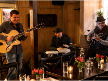 Live Music with Riverside Soul  at Via Girasole Wine Bar