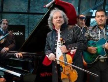 Kilbourn Concert Series: Roby Lakatos Ensemble