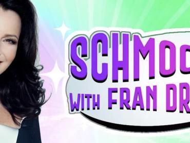 Schmoozing with Fran Drescher
