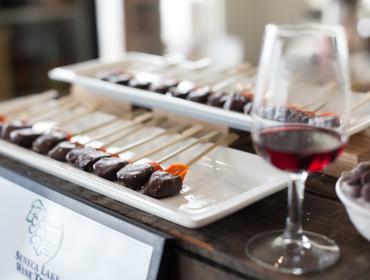 Seneca Lake Wine Trail Chocolate & Wine Weekend