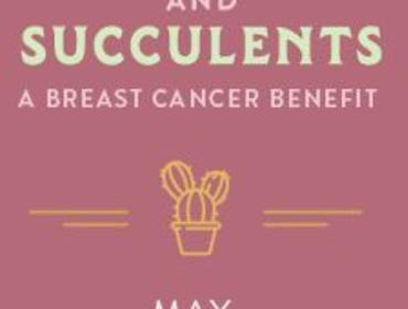 Sips & Succulents: A Breast Cancer Benefit on Cayuga Lake Wine Trail