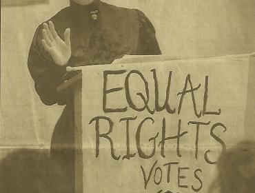 Suffragettes UNITE!