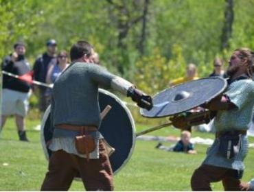 Viking Spring Raid at Long Acre Farms