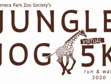 Jungle Jog Virtual 5K Run & Walk