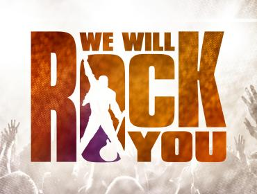 We Will Rock You- the musical on tour