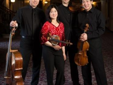 Eastman Ranlet Series: Ying Quartet with Gilles Vonsattel, piano