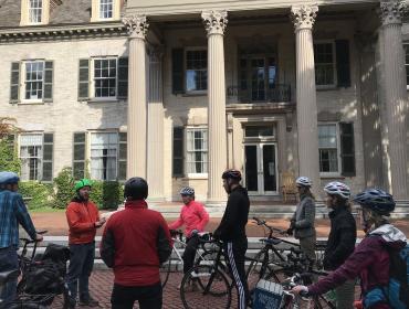 George Eastman Bike Tour