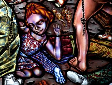 The Path to Paradise: Judith Schaechter's Stained-Glass Art
