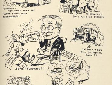 George Eastman in 1919