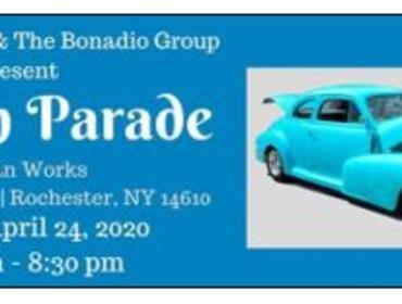 Cars On Parade