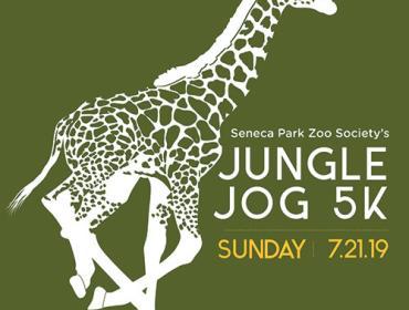 Jungle Jog 5K Run and Walk
