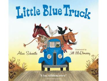 Storybook Summer: Little Blue Truck (Virtual Event)
