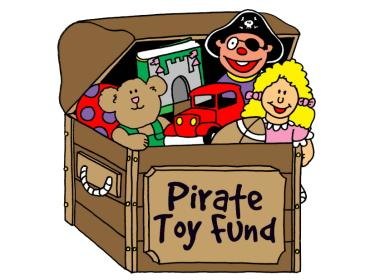 Pirate Toy Fund Finale