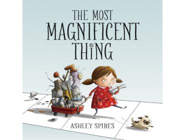 Storybook Summer: The Most Magnificent Thing