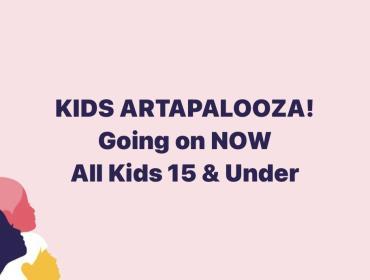 Kids Artapalooza