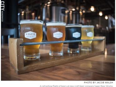 Drinks In The Dark Blind Beer Tasting