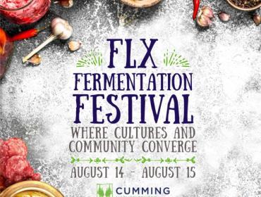 FLX Fermentation Festival at Cumming Nature Center
