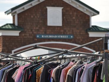 Community Garage Sales at the Public Market