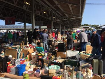 Community Garage Sales and Superfleas