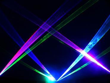 Led Zeppelin Laser Show at Strasenburgh Planetarium