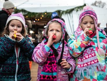 Roc Holiday Village Winter Festival