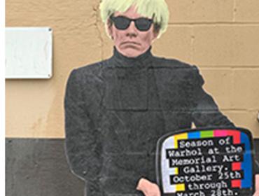 MAGsocial DeTOUR℠ – Wonders of Warhol