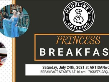 Princess Breakfast