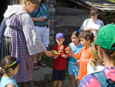 Kids Free Days at Genesee Country Village & Museum