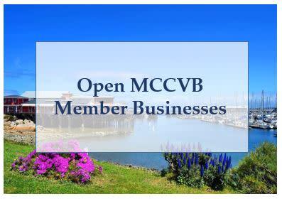 Open MCCVB Member Businesses