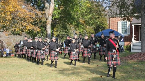 Ayr Mount Scottish Festival