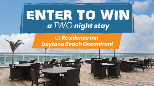 Residence Inn Giveaway