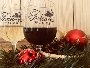 Treleaven Winery Christmas