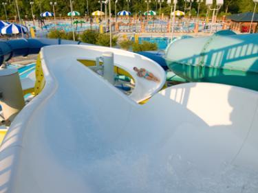 Splash Island Family Water Park