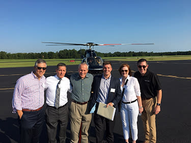 Johnston County's Second Annual Consultant/Broker Fly-In