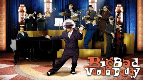 Ogle Center Big Bad Voodoo Daddy