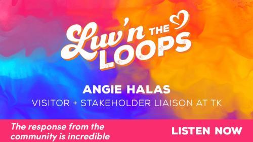Luv'n the Loops - Angie Halas