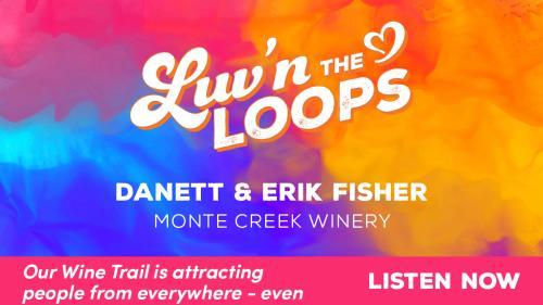 Luv'n the Loops - Danette + Erik