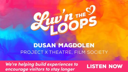 Luv'n the Loops - Dusan Magdolen