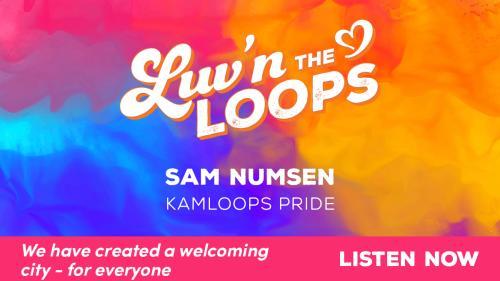Luv'n the Loops - Sam Numsen
