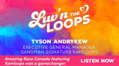 Luv'n the Loops - Tyson Andrekew