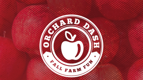 The Orchard Dash 5K Takes place at Anderson Orchard in October.