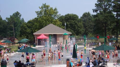 Village Park Splash Pad