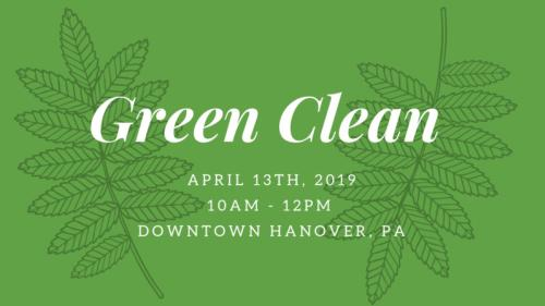 green clean second saturday